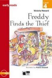 Freddy finds the thief: Heward,Victoria