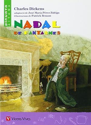 Nadal De Fantasmes. Material Auxiliar.: Dickens, Charles/Perez Zuñiga,
