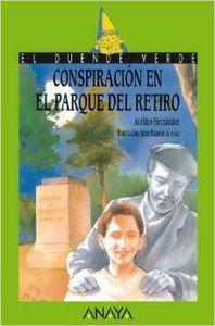 54. Conspiración en el parque del Retiro: Hernández, Avelino