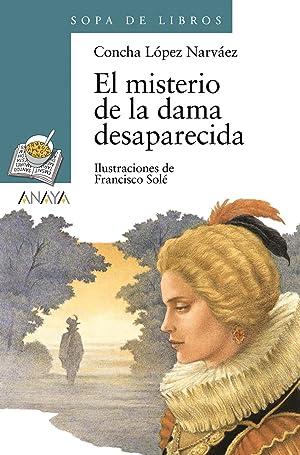 El misterio de la dama desaparecida: López Narváez, Concha