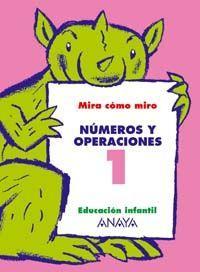 Cuad.numeros y operaciones 1.(monigotes): Fuentes Zaragoza, María