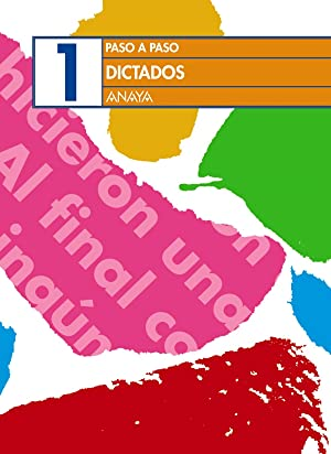 Cuaderno dictado 1º.primaria: Pascual Ruiz de