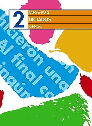 Cuaderno dictado 2º.primaria: Pascual Ruiz de