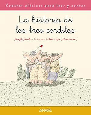 La historia de los tres cerditos: Jacobs, Joseph