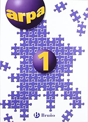 n).cuaderno arpa 1º.primaria bru: Martínez Beltrán, José
