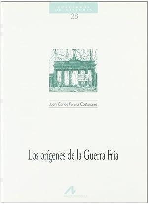 Los orígenes de la Guerra Fría: Pereira Castañares, Juan