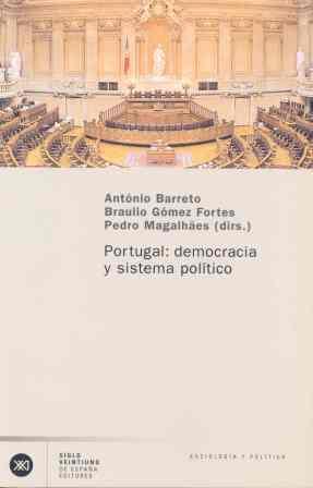 Portugal Democracia y sistema político: Barreto, Antonio