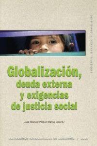 Globalización, deuda externa y exigencias de justicia: Pelaez Maron, Jose