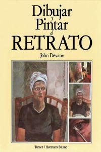 Dibujar y pintar retrato: Devane, John