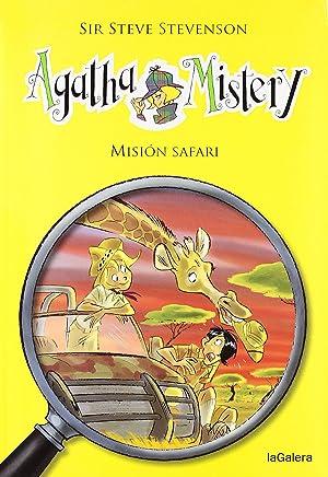 8. mision safari: Stevenson, Sir Steve