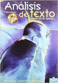 Analisis de texto (1o.bachillerato): Celma Valero, María