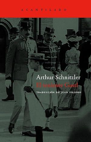 El teniente Gustl: Schnitzler, Arthur