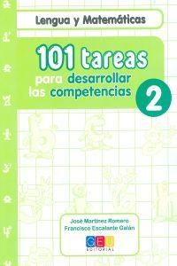 101 tareas para desarrollar las competencias 2: Martínez Romero, José