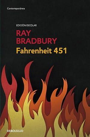 Fahrenheit 451 (Ed. Escolar): Bradbury,Ray