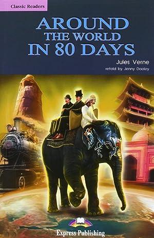 Around world 80 days+cd: Verne, Jules