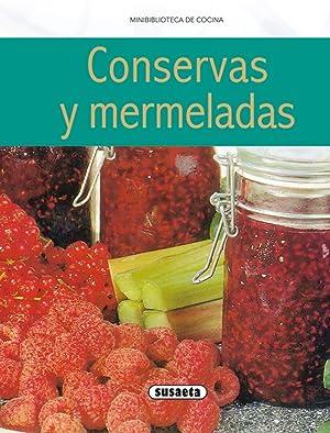 Conservas y mermeladas (Minibiblioteca de cocina): Susaeta, Equipo
