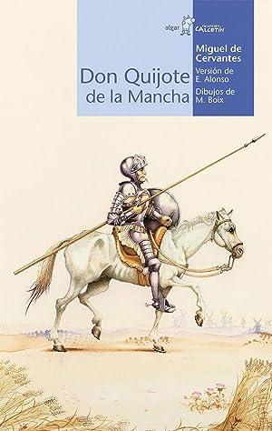 Don Quijote de la Mancha (Calcetín): Miguel de CervantesVersión