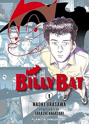 Billy Bat nº1: Takashi Nagasaki/Naoki Urasawa