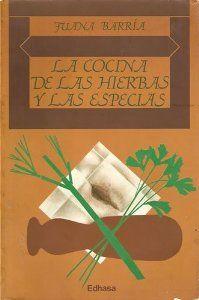 Cocina hierbas: Barria
