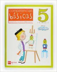 g).(10).cad.competencias basicas 5º.prim.*en galego*: Guerra Reboredo, Alfonso/Peña
