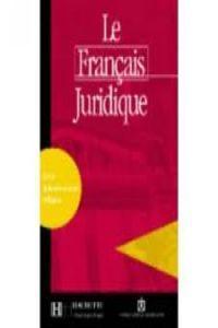 Francais juridique,le.(livre) hacfra: Soignet
