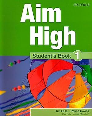 16).aim high 1 student book (academia): Tim Falla, Paul