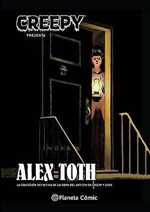 Creepy presenta Alex Toth La colección definitiva: Alex Toth