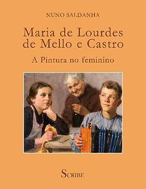 Maria de Lourdes de Mello e Castro: Nuno Saldanha