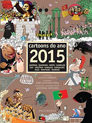 Cartoons do ano 2015: Vv.Aa.