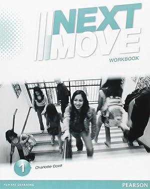 16).next move spain 1ºeso workbook pack: Aa.Vv.