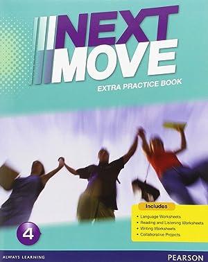 16).next move spain 4º.eso workbook: Aa.Vv.