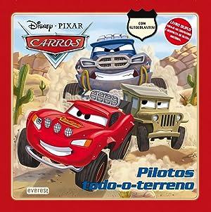 Carros: pilotos todo-o-terreno/rota de colisÃo! livro de: Berrios, Frank