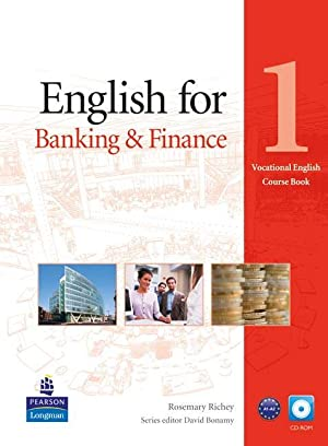 12).english banking & finance.(level 1).(coursebook +cd): Rosemary, Richey