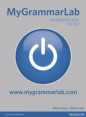 12).mygrammarlab (intermediate-key) (b1-b2): Foley, Mark