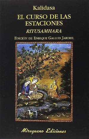 El curso de las estaciones ritusamhara: Kalidasa