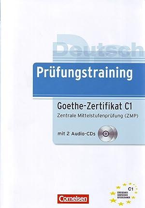 Prufungstraining goethe zertifikat c-1: Vv.Aa.