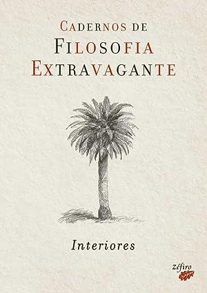 Cadernos de filosofia extravagante: interiores: Vv.Aa.