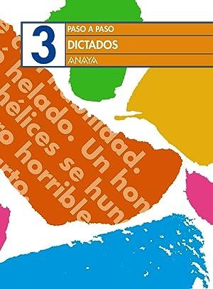 Cuaderno dictado 3ºprimaria: Pascual Ruiz de