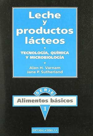 Leche/productos lÁcteos: tecnologÍa, quÍmica/microbiologÍa: Varnam, A. H.