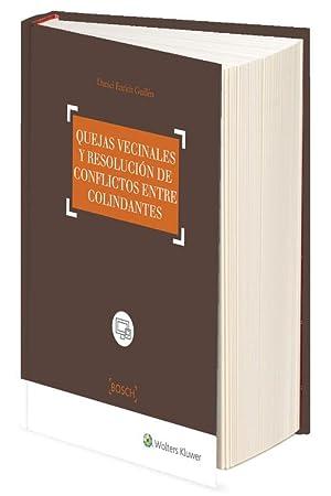 Quejas vecinales y resolución conflictos entre colindantes: Enrich Guillen, Daniel