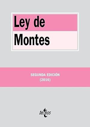 Ley de montes: vv.aa.