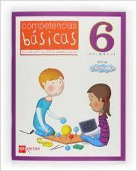 g).(10).cad.competencias basicas 6º.prim.*en galego*: Guerra Reboredo, Alfonso/Peña