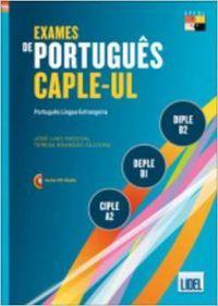 Exames portugues caple ul: Vv.Aa
