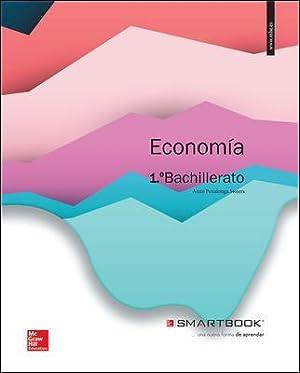 15).economia 1ºbachillerato (+smartbook) *penalonga*: Penalonga, Anxo