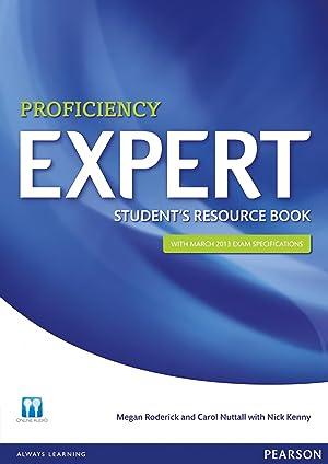 13).expert proficiency.(workbook-students resource book)