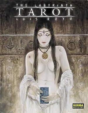 The Labyrinth: Tarot , Edición Lujo: Royo, Luis