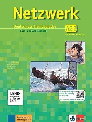 Netzwerk a2-2.(alumno+ejercicios+2cd+dvd).(pack): Vv.Aa.