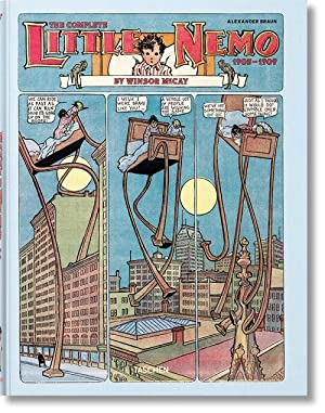 The complete little nemo 1905-1909