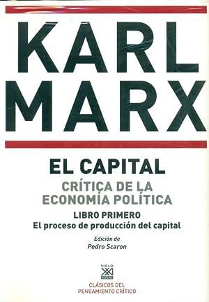 Capital (3 vols): Marx, Karl