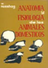 AnatomÍa/fisiologÍa de los animales domÉsticos: Nusshag, W.